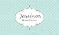 Personalised bridal shower party banner - buy online in Australia