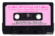 Cassette Tape Birthday Party Invitations